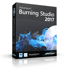 Update Ashampoo Burning Studio 2017 v.19.0.1