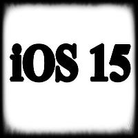 Update Apple iOS 15.0